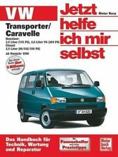 VW Transporter T4/ Caravelle ab Baujahr 1996. Jetzt helfe ich mir selbst von Dieter Korp (2008, Taschenbuch)