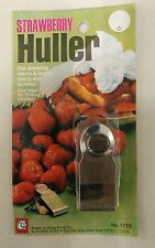 Vintage Strawberry Huller! 1979 Kitchen King! Central Islip, New York! NICE!