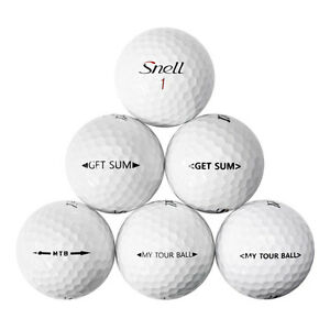 120 Snell Mix Used Golf Balls AAA *SALE!*