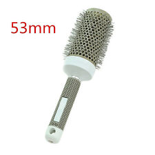 Ceramic Ionic Round Comb Barber Hair Dressing Salon Styling Brush Barrel GFR 19mm