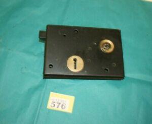 Antique Rim Lock Door Latch Locks 576
