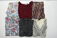 Wholesale Bulk Women's Medium Feminine Spring/Summer Blouses & Tops Lot of 6