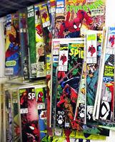 LOT of 31 SPIDER-MAN (Todd McFarlane) #2-54 Unread 9.2 - 9.6+ (1990-1995)