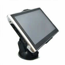"7"" touch screen Car GPS Navigation Sat Nav CPU800M 128M/4GB+FM+Free latest maps"
