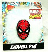 Marvel Comics Classic Amazing Spider-Man Enamel Pin New NOS MOC 2017 Lapel Hat