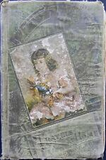 """Hardcover Antique """" Travels At Home """" by Dodd Printed In 1880 Mead & Company"""