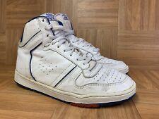 Vintage🇰🇷 The Winner Soft Men's Basketball Sneakers Sz 11 Royal Blue White Men
