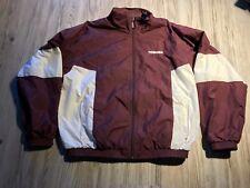 🔥RARE Vintage Toshiba Limited Windbreaker Jacket Stitched Sewed Japan VTG Large