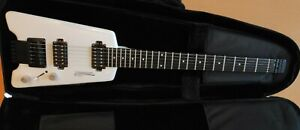 Steinberger Synapse Guitar with Dimarzio pickups