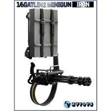 HOT FIGURE TOYS ZY8019 1/6 M134 GATLING MINIGUN Big Fire Heavy machine guns