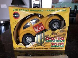 NOS Cox Baja Bug .049 Gas Powered