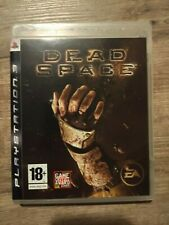 dead space 1 I EA playstation 3 sony ps3 game jeu PAL