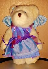 """BOYDS BEARS Plush   """"WHIMSIE T FAERIEBEAR""""  QVC Exclusive Hard to Find!"""