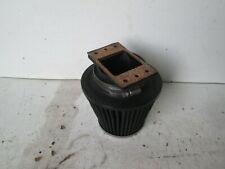 BMW E36 316 318i K&N cone air filter induction, fits square air mass meter