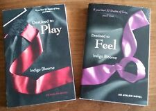 Avalon Trilogy 2 Books Destined to Play & Destined to Feel Indigo Bloome Paperbk