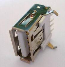 USB Einbaubuchse Typ A gew. SMD Montage Steckverbinder Einbaukupplung Lötbuchse