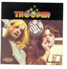 Trooper 1976 Advertising Sticker Vintage Mint Condition