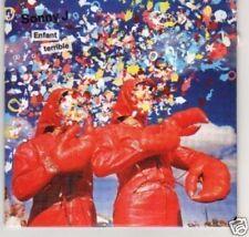 (B2) Sonny J, Enfant Terrible - DJ CD