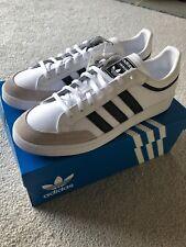 Adidas Americana Low UK10.5 10 1/2 FU9510 Originals White / Black Stripes Og Lo