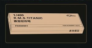 Flyhawk 1/400 400001 RMS Titanic Upgrade Parts for Academy