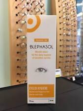 3 x Blephasol Lotion 100ml bottle for Blepharitis made by Spectrum Thea