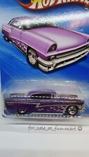 Hot Wheels 2010 '56 Merc Hot Auction '10 PURPLE 163/240 New & Sealed  [ 30 ]