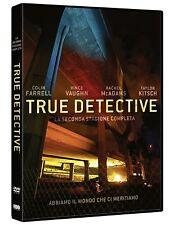 TRUE DETECTIVE STAGIONE 02 (3 DVD) SERIE TV con Colin Farrell