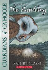 The Hatchling (Guardians of Ga'hoole, Book 7)-ExLibrary