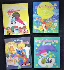 4x Felicitas Kuhn Schwager Steinlein Kleine Schlafmützen Schlummerbuch Sandmännc