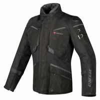 Dainese G.Ridder D1 Goretex Black Waterproof Motorcycle Jacket New