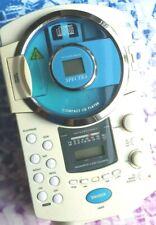 Vtg Spectra® Cr-500 Shower Alarm Radio & Cd Player Nos