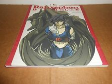 RahXephon Bible by Yukaka Izubuchi Art Film Book in English