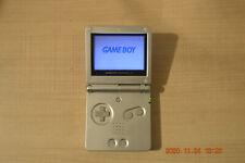 Nintendo Game Boy Advance SP Système Portable - Platine