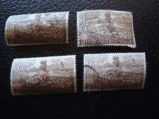 PAPUA NUOVA GUINEA - francobollo yvert e tellier n° 9 x4 obliterati (A03) stamp