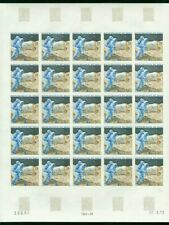 Mali 1973 Apollo 17 250fr imperf sheet of 25