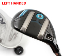 COBRA F7 HYBRID 5-6 LADIES LEFT HAND BLACK GRAPHITE - NEW