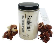(€ 34,63/kg) Saunasalz Sandelholz 400g - Saunapeeling - Meersalz - Peelingsalz