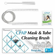 CPAP Mask, Hose Cleaner Brush - The 8 in 1 Brush Tubing Cleaning System Kit Will
