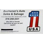 BUCHANAN'S AUTO SALVAGE