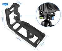 QR Quick Release Bracket Vertical L Plate for Canon EOS 5D3 5D4 Mark III 3 Arca