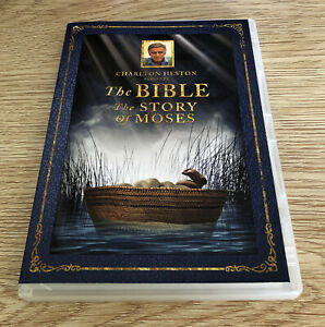 The Bible - The Story Of Moses (DVD) Region 4