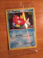 "SEALED""Canada"" Pokemon TOYS R US 20th Anniversary MAGIKARP Card Generation 22/83"