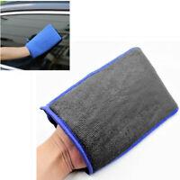 Car Washing Clay Mitt Gloves Clay Bar Clay Towel For Car Detailing & Polishing