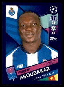 Topps Champions League 2018/19 - Vincent Aboubakar FC Porto No. 420