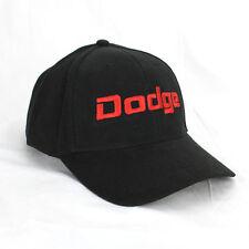 Original Dodge Schriftzug Logo US Muscle Car Basecap Mütze Trucker Baseball Cap