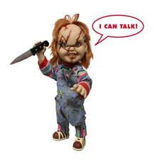 CHILD' s PLAY: TALKING CHUCKY ( TALKING DOLL ) 38cm Action Figure 15″ MEZCO TOYS