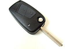 Fiat Doblo Iveco Multipla Ulysse 2 Button Flip Remote Key Fob Case