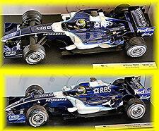 Williams Fw28 BMW 2006 #10 Nico Rosberg 1 18 Hot Wheels