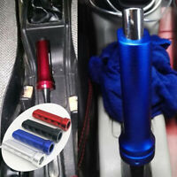 Universal Auto Car Aluminum Alloy Handbrake Sleeve Handle Hand Protector Cover
