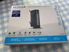 NETGEAR N300 300 Mbps Wireless Router (DGN2200) in Original Box